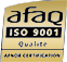 Logo AFAQ